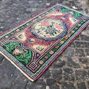 Vintage Turkish Rug TR11221 Image 1