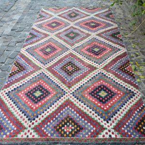 Vintage Kilim Rug TR22102 Image 1