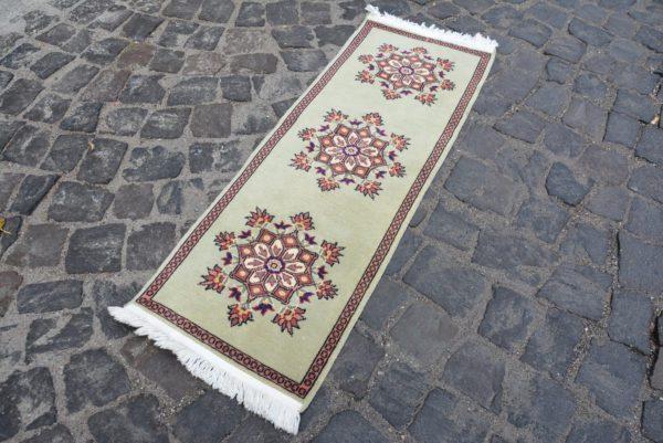1.4 ft. x 4 ft. Vintage Turkish Rug TR98201 Image 2