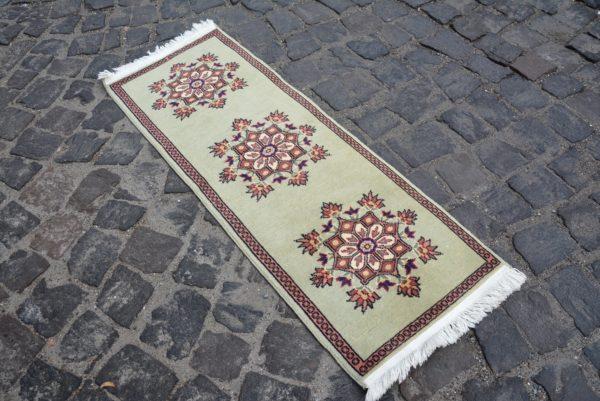 1.4 ft. x 4 ft. Vintage Turkish Rug TR98201 Image 3