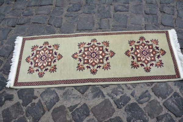 1.4 ft. x 4 ft. Vintage Turkish Rug TR98201 Image 4