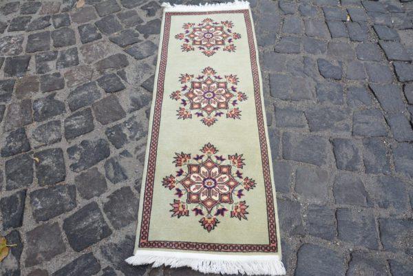1.4 ft. x 4 ft. Vintage Turkish Rug TR98201 Image 1