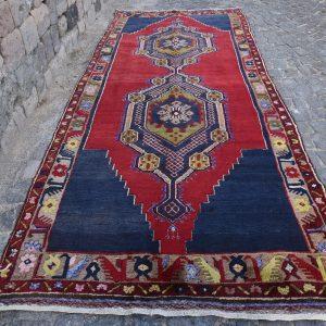 Vintage Turkish Rug TR59500 Image 1