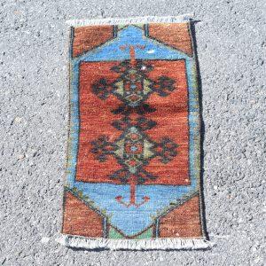 Vintage Turkish Rug TR73870 Image 1