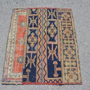 Vintage Patchwork Rug TR14724 Image 1