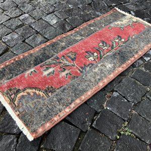 Vintage Patchwork Rug TR15064 Image 1