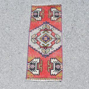 Vintage Turkish Rug TR21285 Image 1