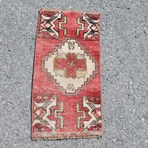 Vintage Turkish Rug TR21995 Image 1