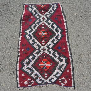 Vintage Kilim Rug TR40092 Image 1