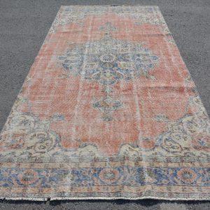 Vintage Turkish Rug TR77890 Image 1
