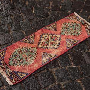 Vintage Turkish Rug TR86320 Image 1