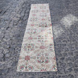 2 ft. x 10 ft. Vintage Turkish Rug TR92330 Image 1