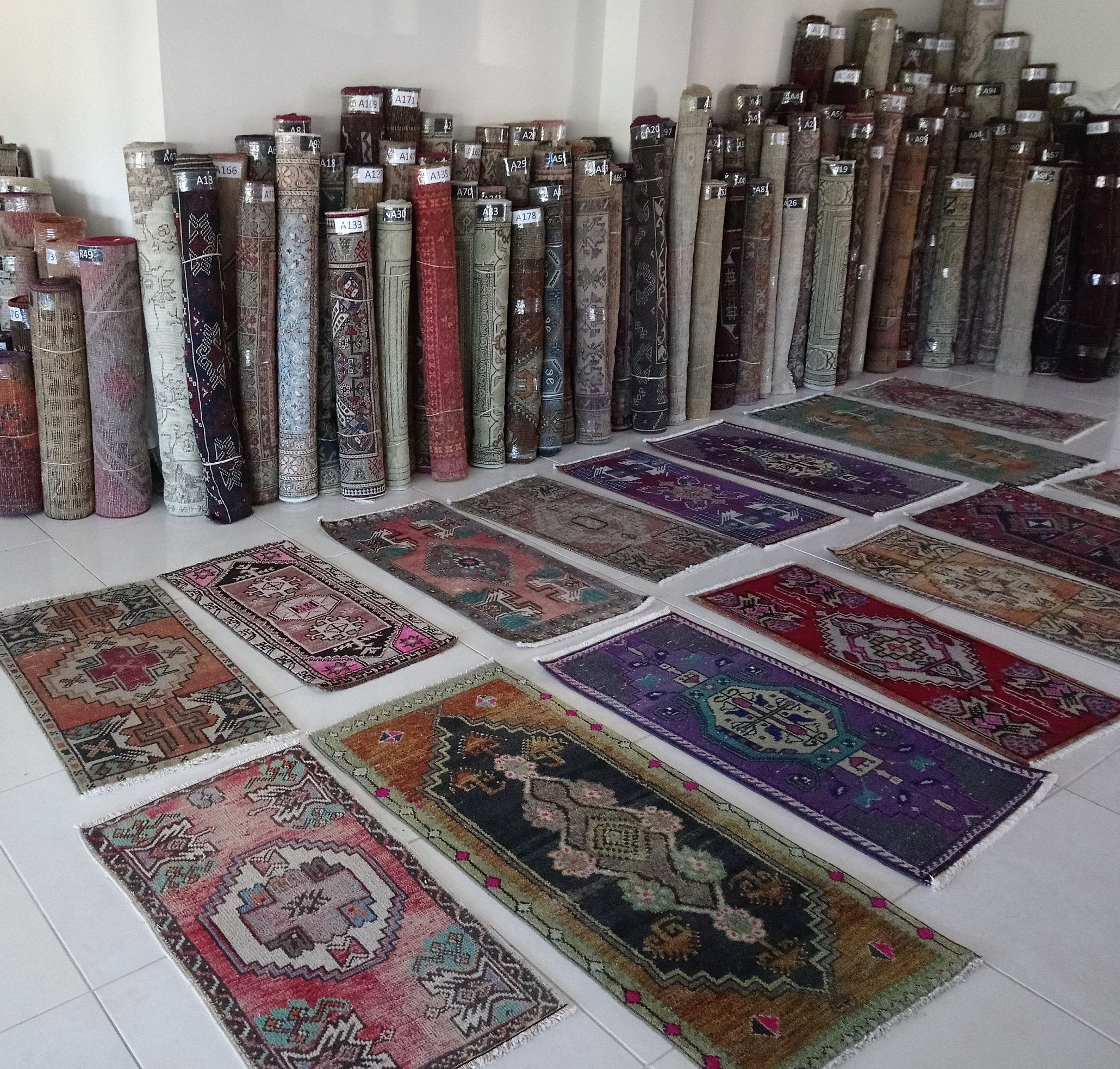 Turk Rugs Inventory