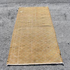 3 ft. x 6 ft. Vintage Overdyed Rug TR21883 Image 1