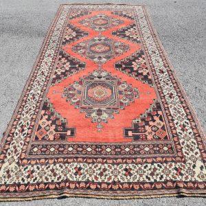 5 ft. x 11 ft. Vintage Turkish Rug TR35175 Image 1