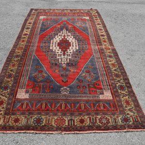 5.1 ft. x 10.3 ft. Vintage Turkish Rug TR37085 Image 1