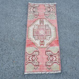 1.2 ft. x 2.8 ft. Vintage Turkish Rug TR46365 Image 1