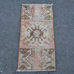 1.2 ft. x 2.5 ft. Vintage Turkish Rug TR46485 Image 1