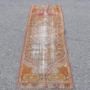2.3 ft. x 6 ft. Vintage Turkish Rug TR47585 Image 1