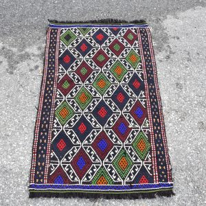 1.7 ft. x 2.8 ft. Vintage Kilim Rug TR48592 Image 1