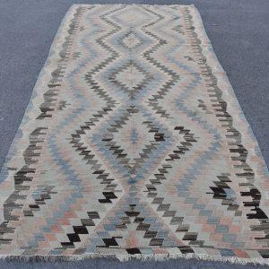 5 ft. x 10.6 ft. Vintage Kilim Rug TR49002 Image 1