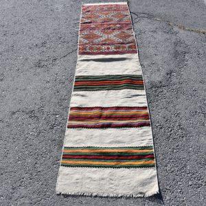 1.9 ft. x 8.1 ft. Vintage Kilim Rug TR49092 Image 1