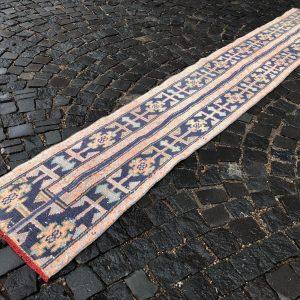 1.7 ft. x 11 ft. Vintage Patchwork Rug TR17034 Image 1