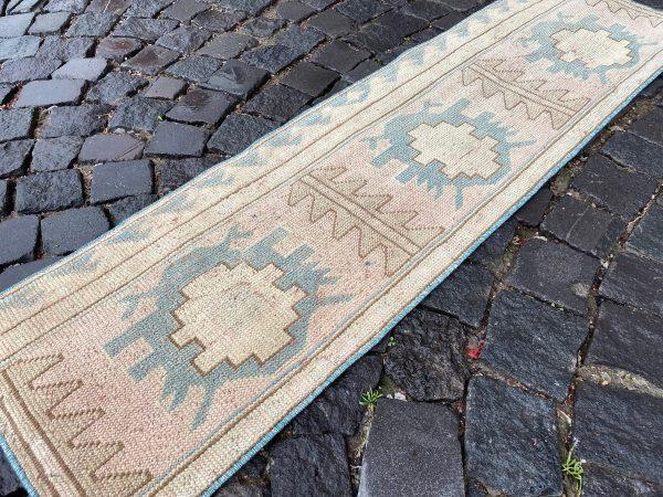 1.4 ft. x 5 ft. Vintage Patchwork Rug TR17094 Image 2