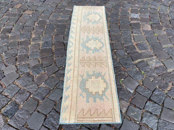 1.4 ft. x 5 ft. Vintage Patchwork Rug TR17094 Image 3