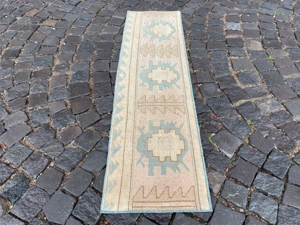 1.4 ft. x 5 ft. Vintage Patchwork Rug TR17094 Image 5