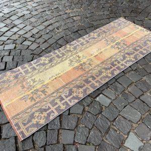 2.2 ft. x 5.8 ft. Vintage Patchwork Rug TR17514 Image 1