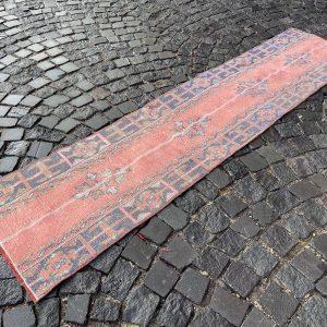 1.9 ft. x 8.2 ft. Vintage Patchwork Rug TR17614 Image 1