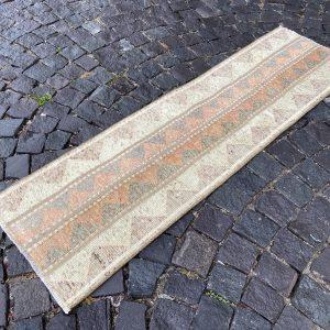 1.5 ft. x 5.3 ft. Vintage Patchwork Rug TR17894 Image 1