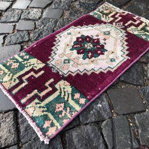 1.2 ft. x 2.3 ft. Vintage Turkish Rug TR49455 Image 1