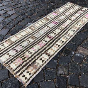 1.8 ft. x 5.2 ft. Vintage Kilim Rug TR49542 Image 1