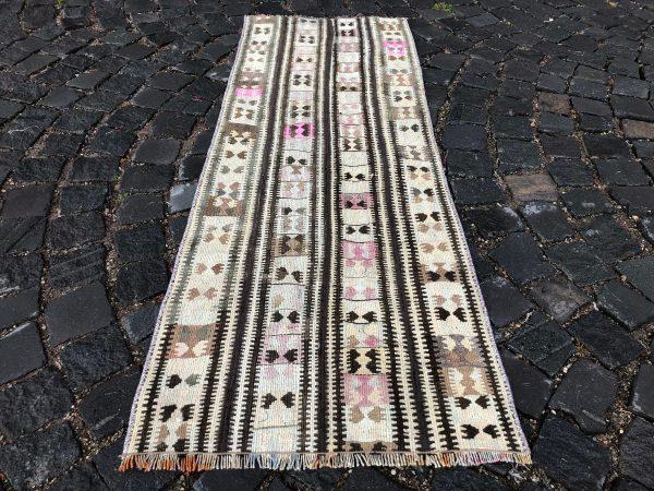 1.8 ft. x 5.2 ft. Vintage Kilim Rug TR49542 Image 5