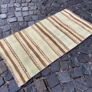 1.9 ft. x 3.7 ft. Vintage Kilim Rug TR49732 Image 1