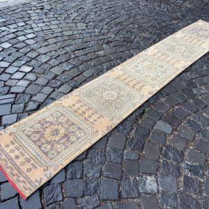 1.6 ft. x 10.2 ft. Vintage Turkish Rug TR55205 Image 1