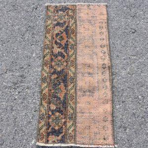 1.3 ft. x 2.9 ft. Vintage Patchwork Rug TR19264 Image 1