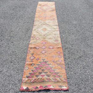 2 ft. x 11.4 ft. Vintage Turkish Rug TR69205 Image 1