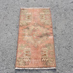 1.2 ft. x 2.4 ft. Vintage Turkish Rug TR71865 Image 1