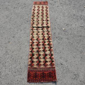 1.2 ft. x 6.7 ft. Vintage Turkish Rug TR72925 Image 1