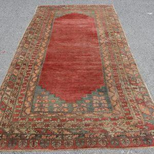 5.1 ft. x 10.1 ft. Vintage Turkish Rug TR74985 Image 1