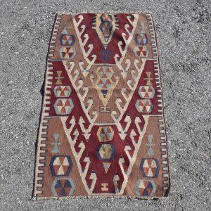 1.9 ft. x 3.3 ft. Vintage Kilim Rug TR52362 Image 1