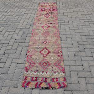 2 ft. x 10.3 ft. Vintage Turkish Rug TR88835 Image 1