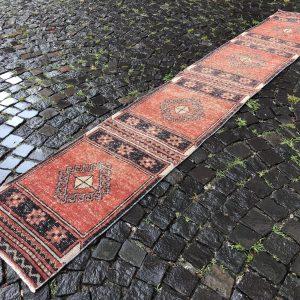 1.9 ft. x 11.3 ft. Vintage Turkish Rug TR97535 Image 1