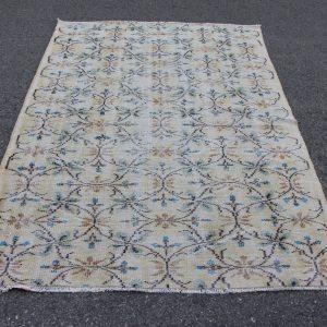 5 ft. x 7.5 ft. Vintage Turkish Rug TR03286 Image 1