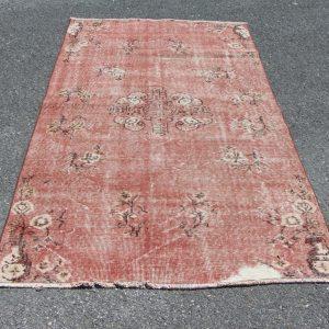 4.2 ft. x 7.3 ft. Vintage Turkish Rug TR03746 Image 1