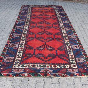 5.2 ft. x 11.1 ft. Vintage Turkish Rug TR04036 Image 1