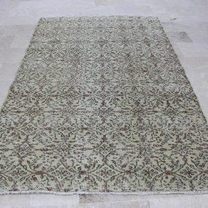 5 ft. x 8.3 ft. Vintage Turkish Rug TR04556 Image 1